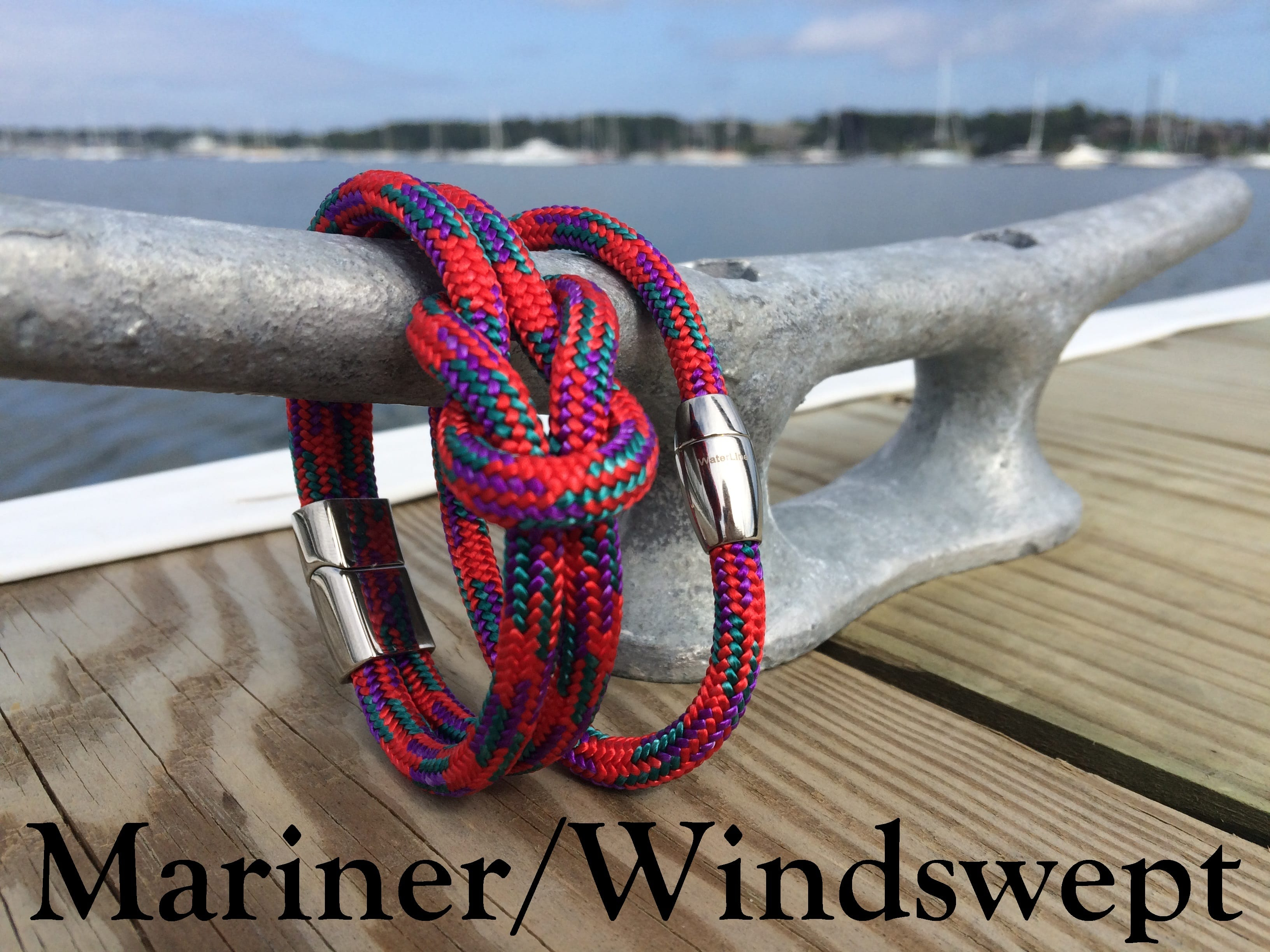 WaterLine Mariner/Windswept Bracelet